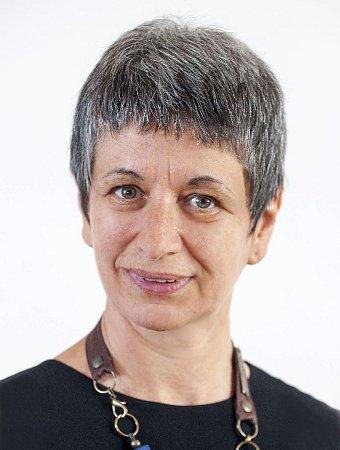 Ředitelka Pražského filharmonického sboru Eva Sedláková