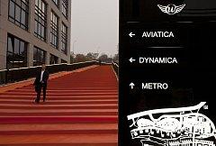 Otevření lávky z parku Waltrovka  do stanice metra Jinonice.