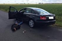 Pachatel, který v Rakousku ukradl vůz Audi, si nového auta užíval jen pár hodin.