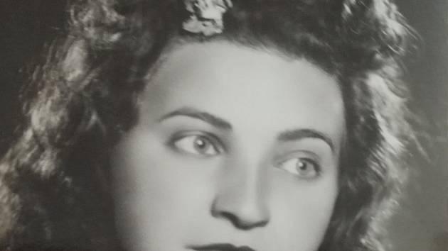 Marie Dubská.
