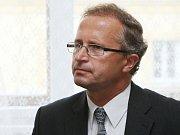 Soudce Miroslav Novák.