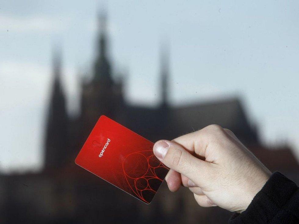 Opencard - ilustrační foto