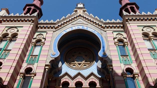 Jeruzalémská synagoga. Ilustrační foto.