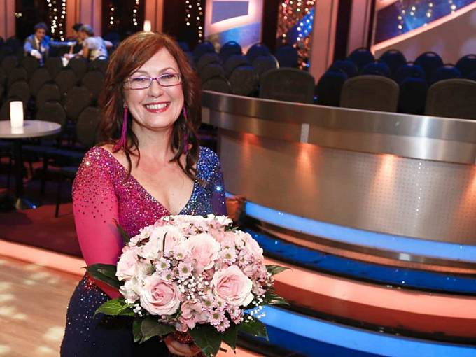 Ve StarDance tančila s Petrem Čadkem, manželem Jitky Čvančarové.
