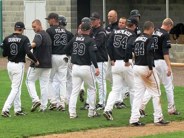 RADOST! Brněnští Draci postoupili do finále baseballové extraligy.