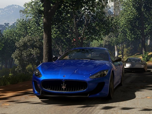 PlayStation 4 hra Driveclub.