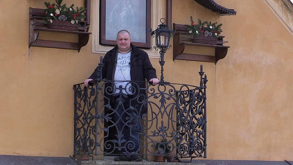 David Černý.