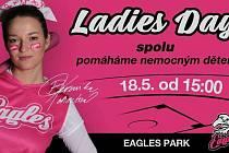 Ladies Day - Baseballový a softballový oddíl Eagles Praha připravil speciální den pro něžné pohlaví.