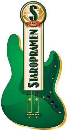 Staropramen - partner hudebních festivalů.