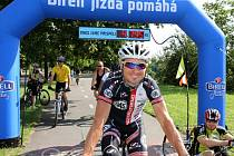 Šestinásobný paralympijský vítěz a cyklista Jiří Ježek je ambasadorem projektu Birell jízda.