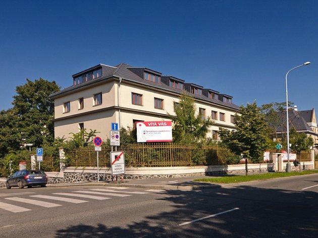 Nemocnice s poliklinikou Praha Italská.