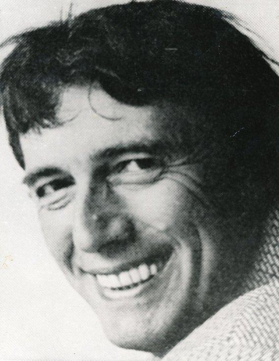 František Miška v roce 1968.