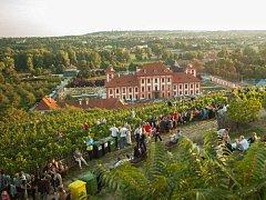 Podzimní akce v Botanické zahradě Troja