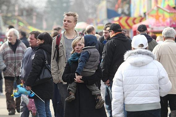 V sobotu 5. března odstartoval na pražském Výstavišti už pětačtyřicátý ročník oblíbené Matějské pouti.