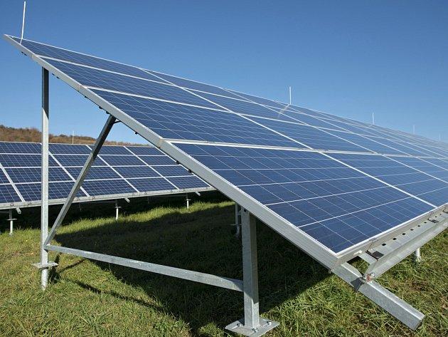 Fotovoltaika. Fondy zaměřené na obnovitelné zdroje jsou atraktivní.