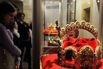 Výstava Magičtí Lucemburkové v Karolinu.