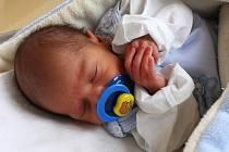 Sebastian 13.10. 2010, 46 cm, 2400g Nemocnice Na Bulovce