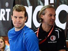 David Frič a Martin Brychta.