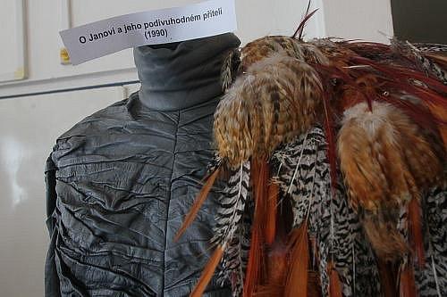 Den otevřených dveří v barrandovských atelierech se konal v sobotu 10. září.
