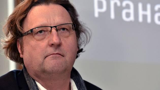 Ředitel Institutu plánování a rozvoje hlavního města Prahy Petr Hlaváček.