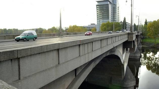 Libeňský most. Ilustrační foto
