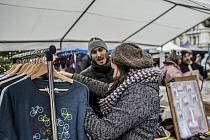 Na holešovickém Výstavišti vás o víkendu čeká další ročník tradičního zimního Dyzajn marketu.