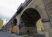 Negrelliho viadukt čeká oprava.