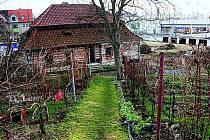 Současná podoba Viničního domku v Modřanech.