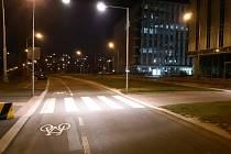 Výraznější osvětlení přechodů bude probíhat rychleji.