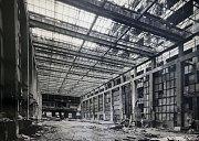 Příběh Veletržního paláce,výstava ke 40.výročí požáru Veletržního paláce