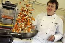 Své umění přijedou na festival předvést opravdoví mistři kuchaři.