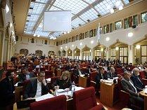 Jednání pražského zastupitelstva. Ilustrační foto.