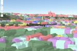 3D aplikace Prahy.