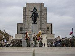 Den válečných veteránů na Vítkově. Ilustrační foto.