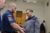 Pavel Hamberger u soudu. Ilustrační foto.