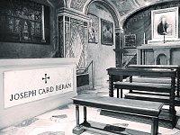 Hrob kardinála Berana.