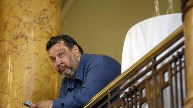 Milan Jančík se zamýšlí nad výsledkem sněmu.