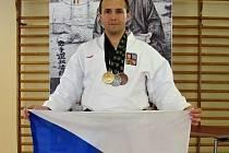 Přijel, soutěžil, zvítězil. A z Bruselu si Martin Sláma odvezl zlatou, stříbrnou i bronzovou medaili.