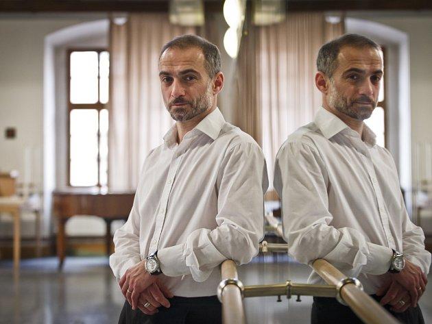 Petr Zuska, umělecký ředitel baletu Národního divadla