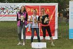 V sobotu 3. října proběhl v Praze 22 už 4. ročník Uhříněvského běhu Prknovkou. Foto: Kateřina Erbsová