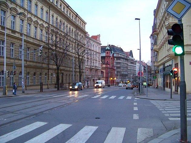 Vinohradská ulice