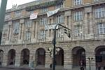 Dvoudenní okupační stávka studentů na Filozofické fakultě UK za ochranu klimatu.