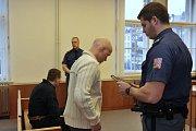 Tresty za 80milionovou loupež soud potvrdil