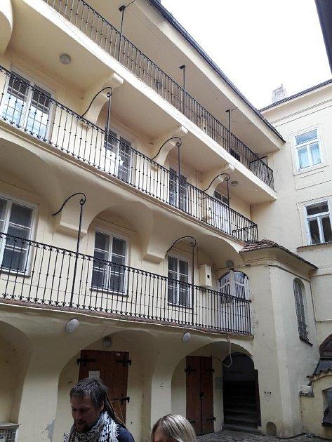 Dům u Sixtů.