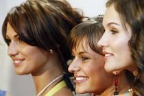 Celkem 39 krásek se utkalo v semifinále jubilejního pátého ročníku soutěže Česká Miss 2009, které se uskutečnilo 8. prosince 2008 v hotelu Prague Marriott.