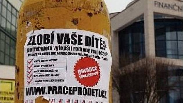 Kampaň zaměřená na city měla kupodivu u Čechů nečekaný účinek, děti by pracovat poslali.