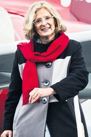 Nora Dolanská, ředitelka Prague City Tourism.