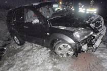 Nehoda v Bezměrově