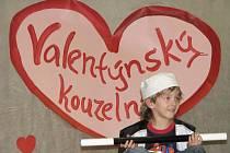 V holešovském volnočasovém středisku TyMy se v neděli 13. února 2011 konala Valentýnská párty.