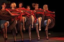 Výpravný program plný tance a barevných kostýmu se konal v pátek v Domě kultury v Kroměříži. Diváci mohli shlédnout ať ukázky latinskoamerických a standardních tanců, tak hip hop rock and roll nebo salzu.